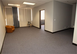 3 Room Office Suite 700 sq ft